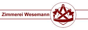 Zimmerei Wesemann
